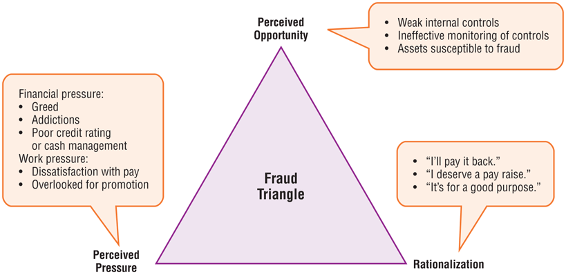 Fraud Triangle Components